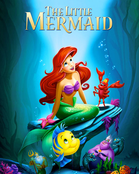 The Little Mermaid (4K) ITunes Redeem (Ports To MA)