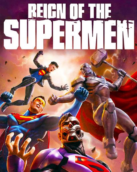 Reign Of The Supermen (HD) Vudu / Movies Anywhere Redeem