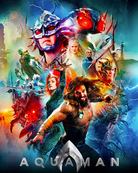 Aquaman (4K) Vudu / Movies Anywhere Redeem