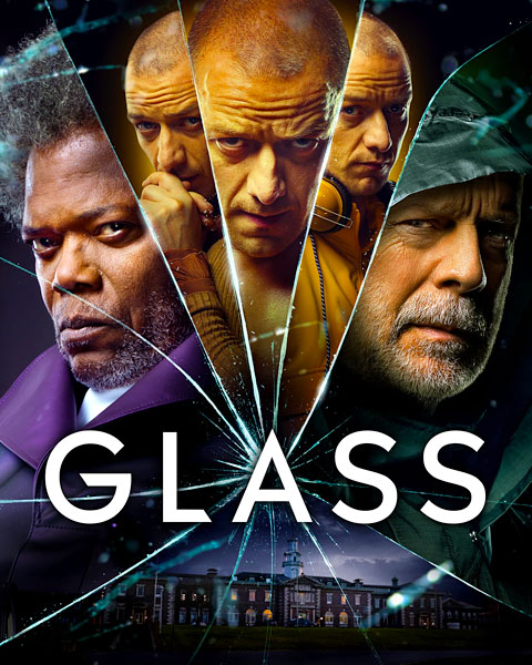 Glass (HD) Vudu / Movies Anywhere Redeem