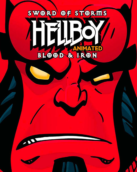 Hellboy Animated Double Feature (HD) Vudu Redeem