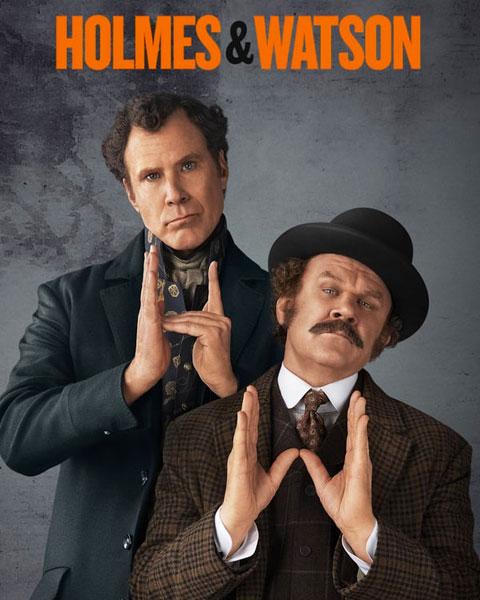 Holmes And Watson (HD) Vudu / Movies Anywhere Redeem