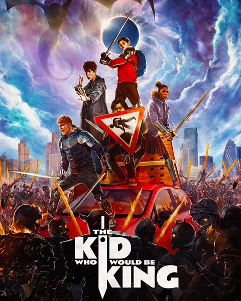 The Kid Who Would Be King (HD) Vudu / Movies Anywhere Redeem