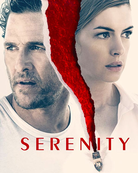 Serenity – 2019 (HD) Vudu / Movies Anywhere Redeem