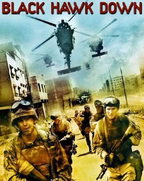 Black Hawk Down (4K) Vudu / Movies Anywhere Redeem