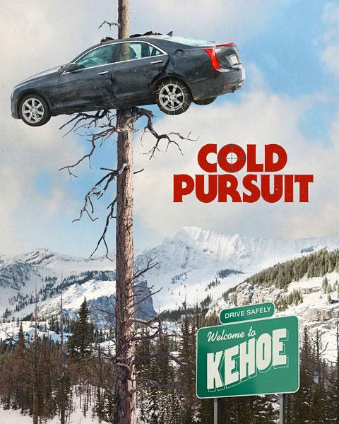 Cold Pursuit (4K) Vudu Redeem