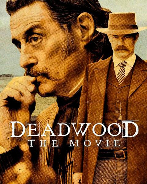 Deadwood: The Movie (HDX) Vudu Redeem