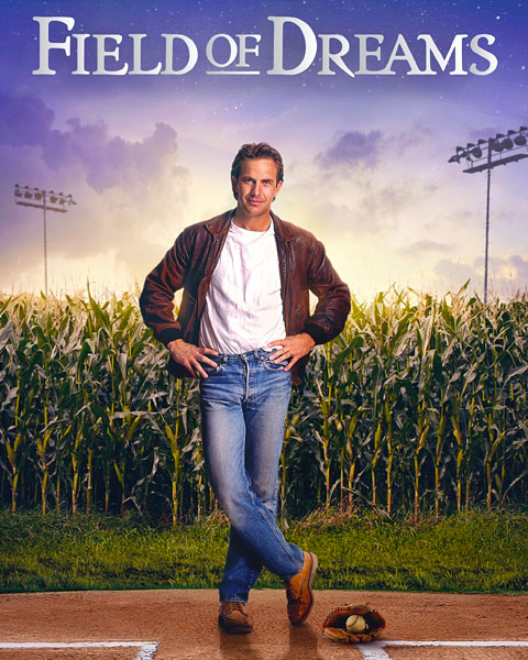 Field Of Dreams (4K) ITunes Redeem (Ports To MA)
