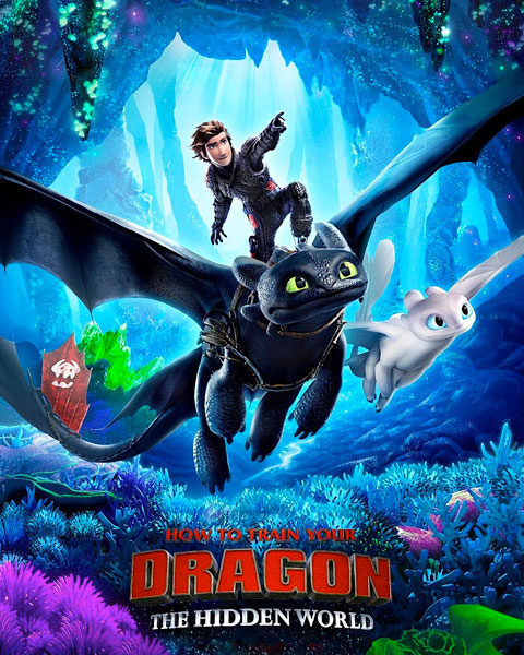 How To Train Your Dragon: The Hidden World (4K) Vudu / Movies Anywhere Redeem