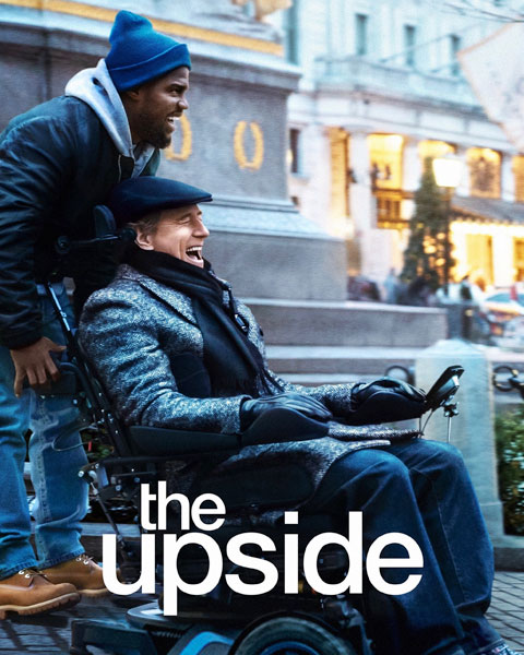 The Upside (HD) ITunes Redeem