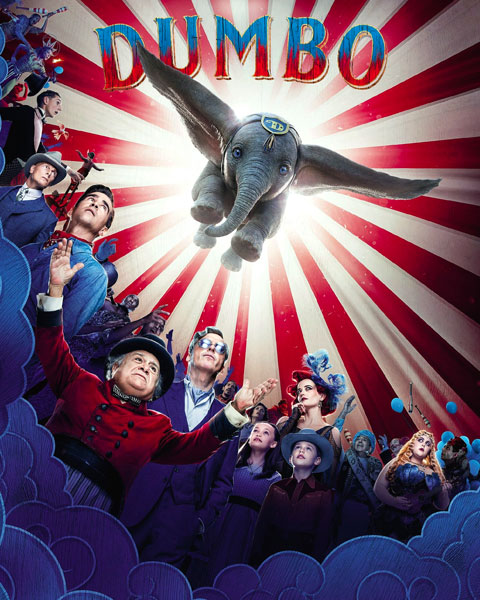 Dumbo – 2019 (4K) ITunes Redeem (Ports To MA)