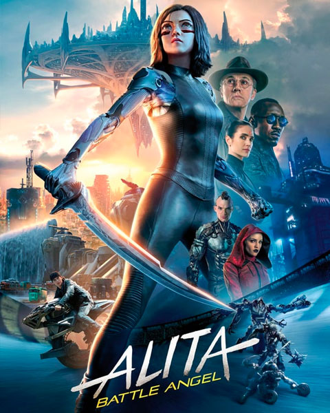 Alita: Battle Angel (HD) Vudu / Movies Anywhere Redeem