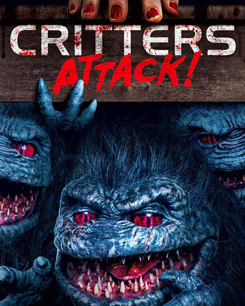 Critters Attack! (HD) Vudu / Movies Anywhere Redeem