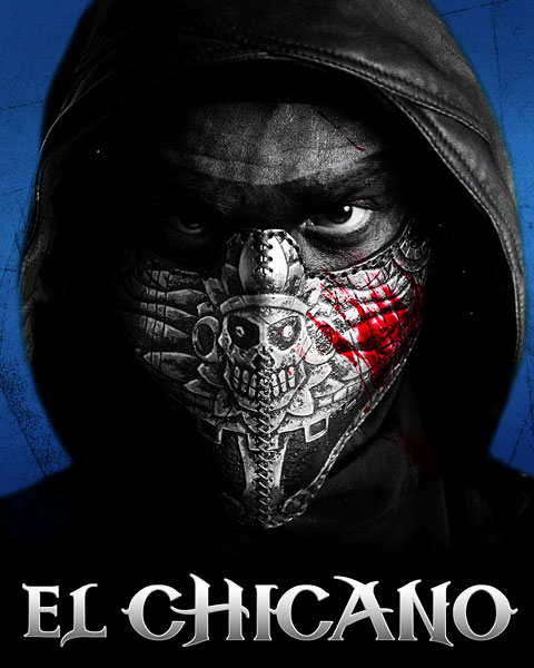 El Chicano (HD) Vudu / Movies Anywhere Redeem