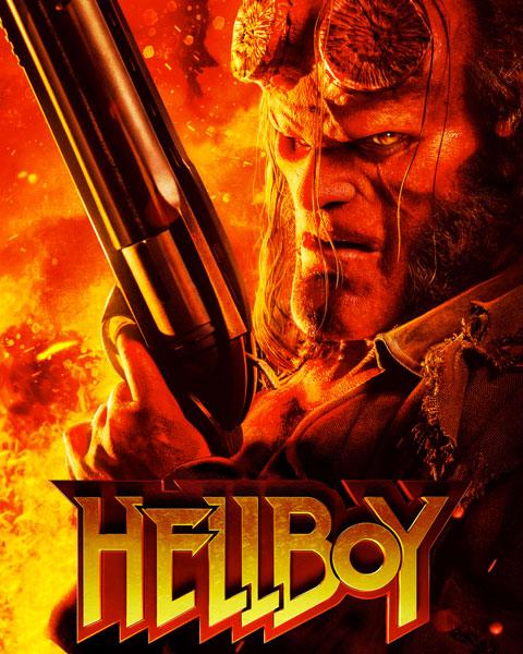 Hellboy – 2019 (4K) Vudu Redeem