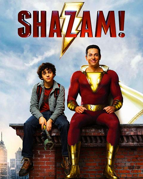 Shazam (HD) Vudu / Movies Anywhere Redeem