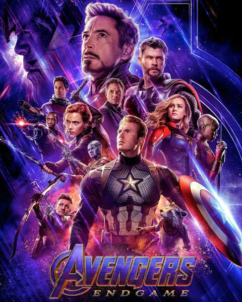 Avengers: Endgame (4K) Vudu / Movies Anywhere Redeem