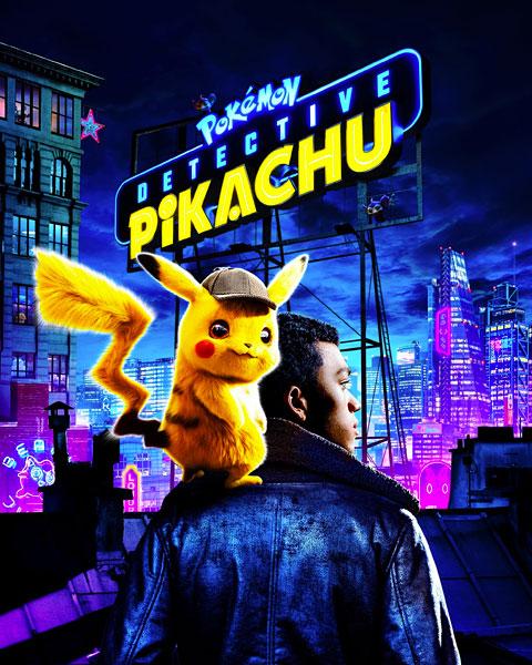 Pokemon Detective Pikachu (4K) Movies Anywhere Redeem
