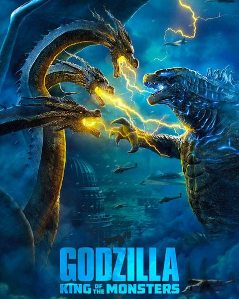 Godzilla King Of The Monsters (4K) Vudu / Movies Anywhere Redeem