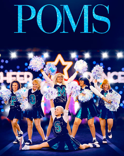 Poms (HD) ITunes Redeem