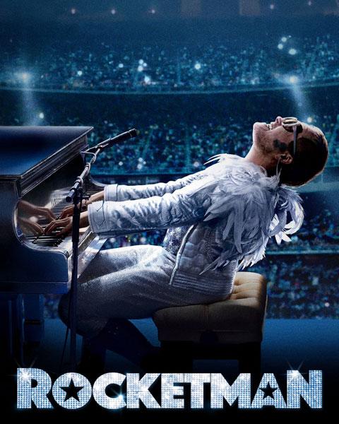 Rocketman (4K) Vudu Redeem