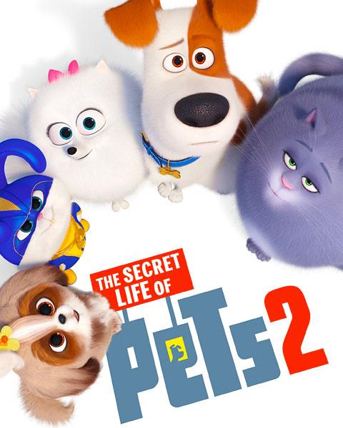 The Secret Life Of Pets 2 (HD) Vudu / Movies Anywhere Redeem