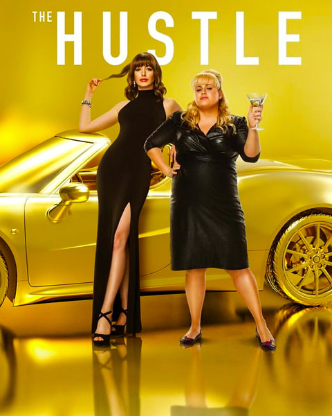 The Hustle (4K) ITunes Redeem