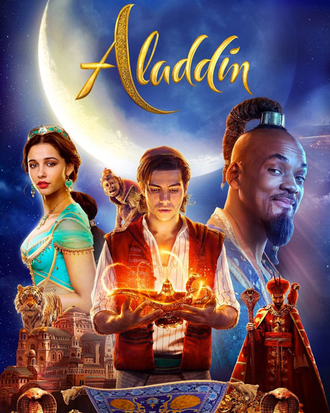 Aladdin – 2019 (4K) Vudu / Movies Anywhere Redeem
