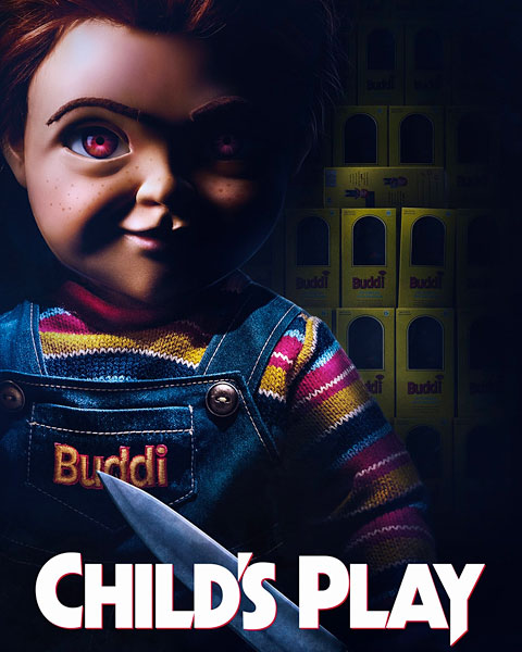 Child's Play – 2019 (HD) Vudu Redeem