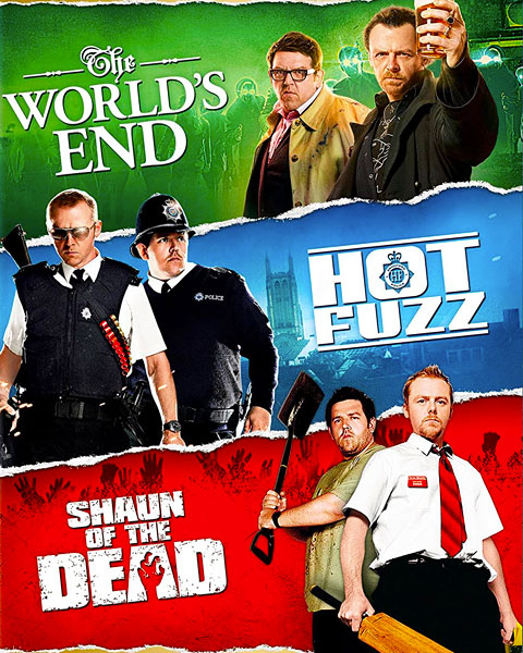 Shaun Of The Dead / Hot Fuzz / The World's End (4K) Movies Anywhere Redeem (HD On Vudu / ITunes)