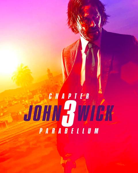 John Wick: Chapter 3 – Parabellum (4K) Vudu Redeem