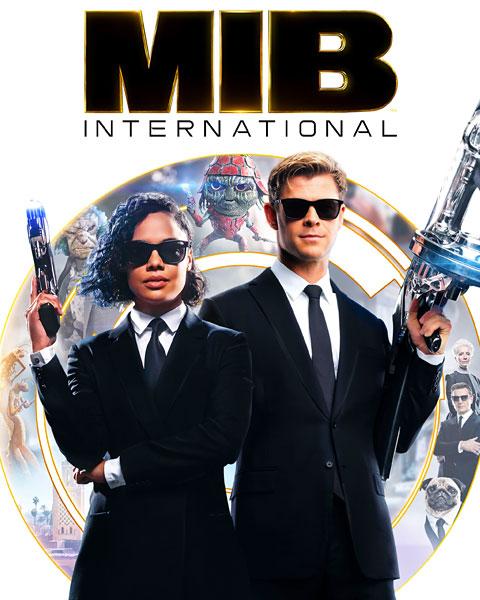 Men In Black: International (4K) Vudu / Movies Anywhere Redeem