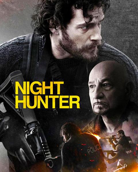 Night Hunter (HDX) Vudu Redeem