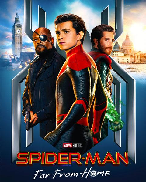 Spider-Man: Far From Home (HD) Vudu / Movies Anywhere Redeem