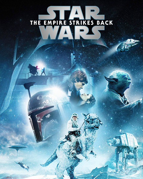 Star Wars: The Empire Strikes Back (HD) Google Play Redeem (Ports To MA)
