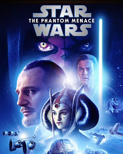 Star Wars: The Phantom Menace (4K) Vudu / Movies Anywhere Redeem