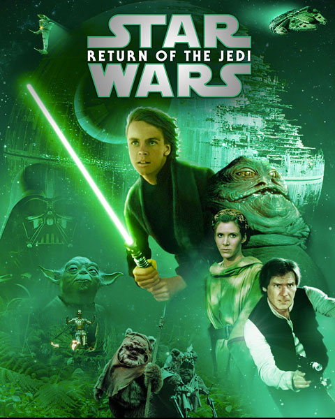 Star Wars: Return Of The Jedi (4K) Vudu / Movies Anywhere Redeem