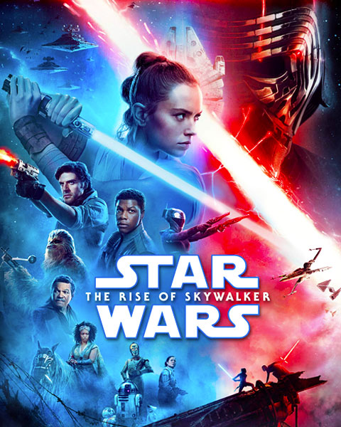 Star Wars: The Rise Of Skywalker (HD) Google Play Redeem (Ports To MA)