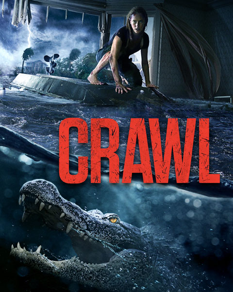 Crawl (HDX) Vudu Redeem