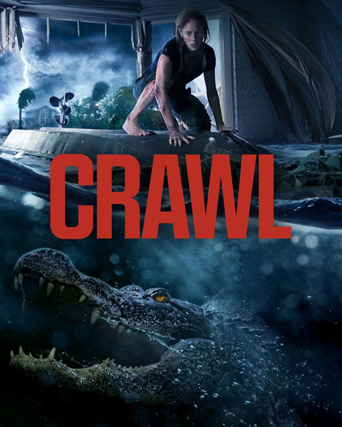 Crawl (4K) ITunes Redeem