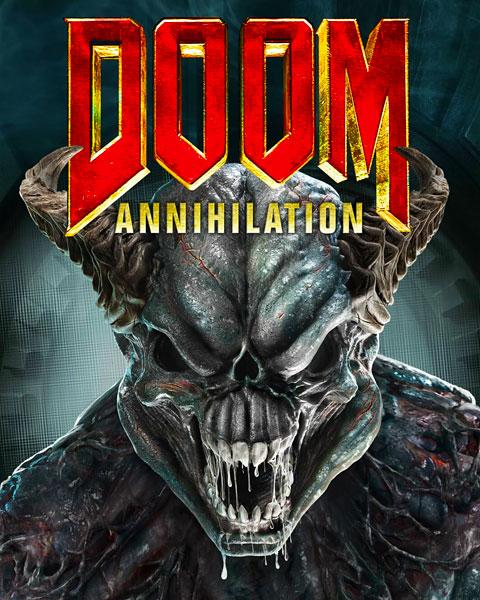 Doom: Annihilation (HD) Vudu / Movies Anywhere Redeem