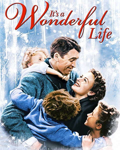 It's A Wonderful Life (4K) ITunes Redeem