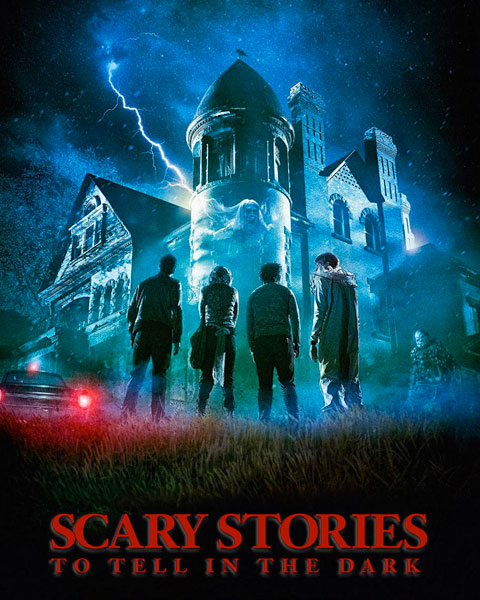 Scary Stories To Tell In The Dark (4K) Vudu Redeem