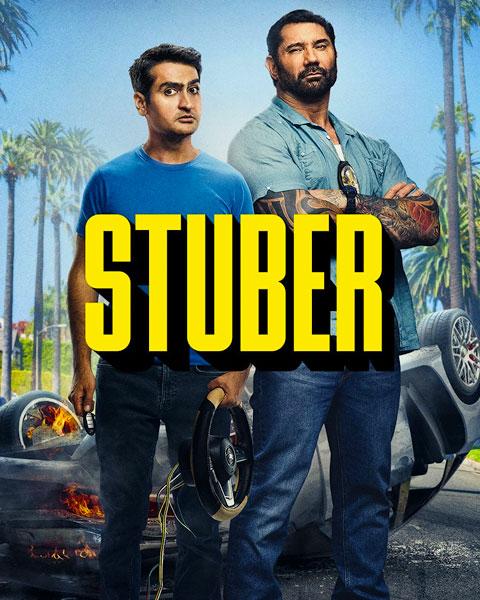 Stuber (HD) Vudu / Movies Anywhere Redeem