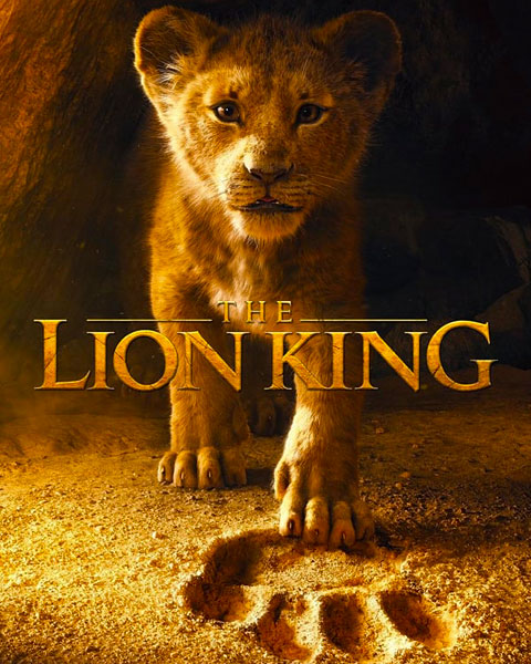 The Lion King – 2019 (4K) ITunes Redeem (Ports To MA)