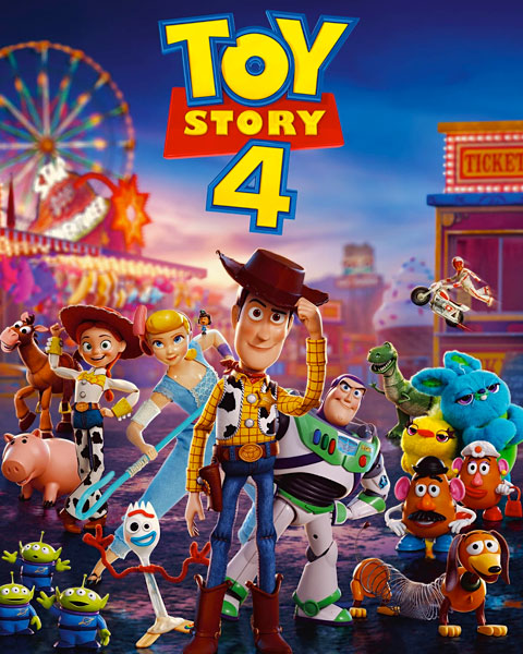 Toy Story 4 (4K) ITunes Redeem (Ports To MA)