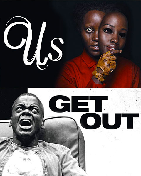 Us / Get Out Bundle (4K) Movies Anywhere Redeem
