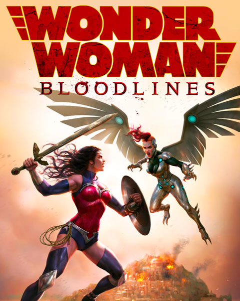 Wonder Woman Bloodlines (4K) Vudu / Movies Anywhere Redeem