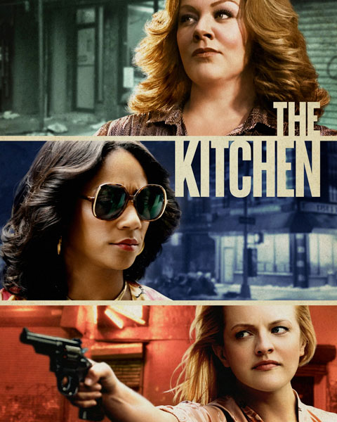 The Kitchen (SD) Vudu / Movies Anywhere Redeem