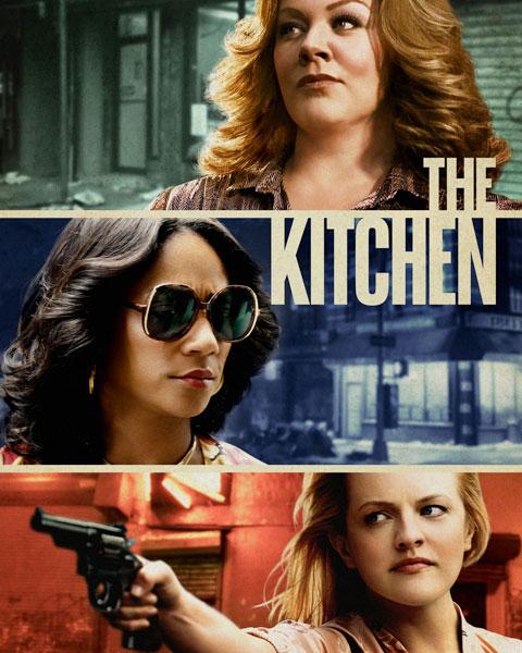 The Kitchen (HD) Vudu / Movies Anywhere Redeem